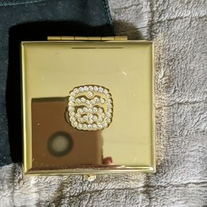 Bejeweled compact from Arbonne